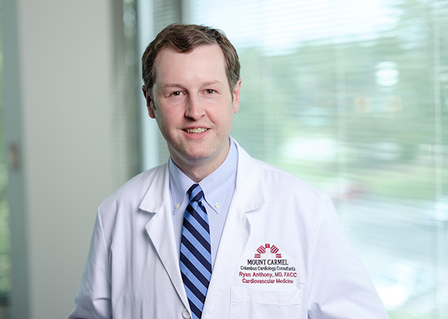 Ryan Anthony, MD, FACC
