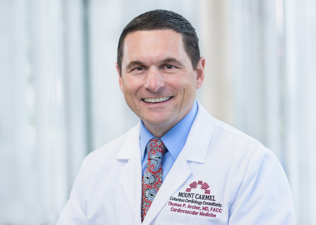Thomas Archer, MD, FACC