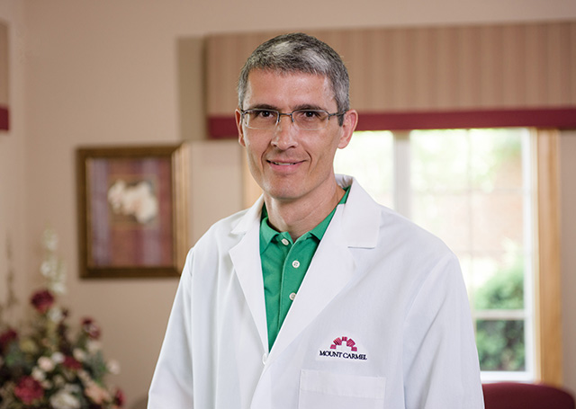 Mario Brunicardi, MD