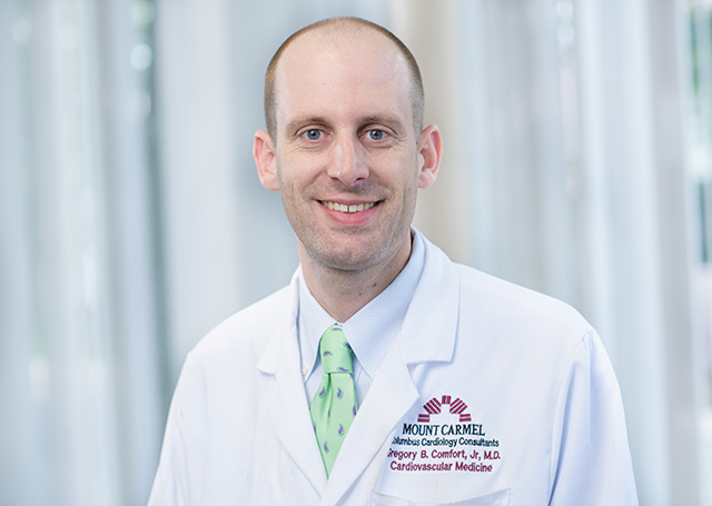 Gregory Comfort, MD, FACC