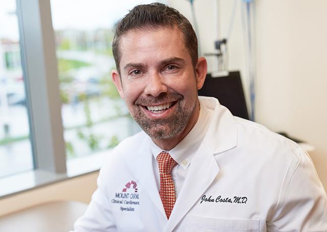 John Costa Md  Cardiologist  Mount Carmel Medical Group