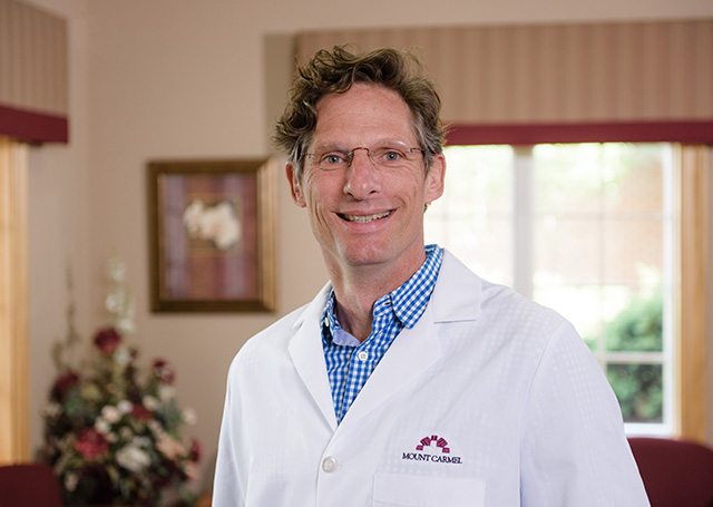 Michael Harper, MD