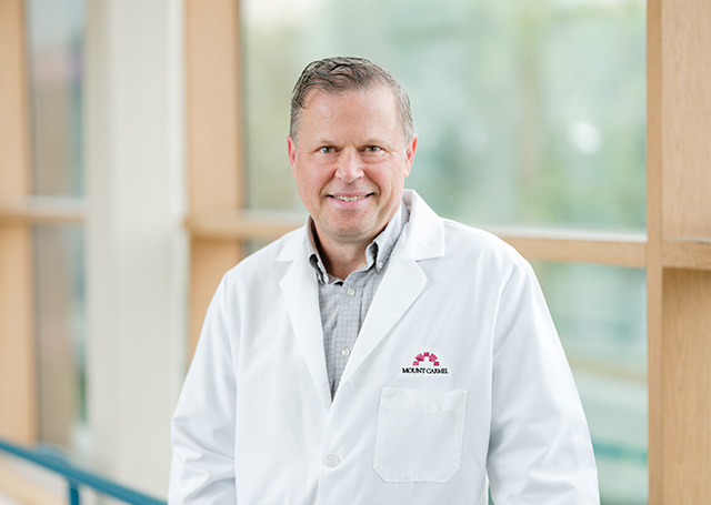 Mount Carmel Medical Group is pleased to welcome Mark Herbert, MD, FACP