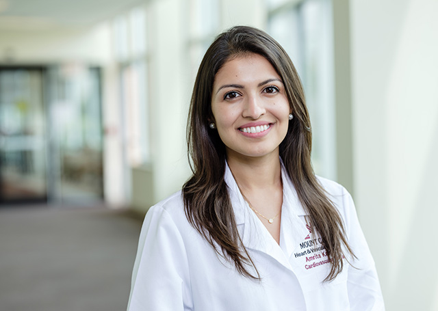 Mount Carmel Heart & Vascular Specialists is pleased to welcome Amrita Karve, MD.