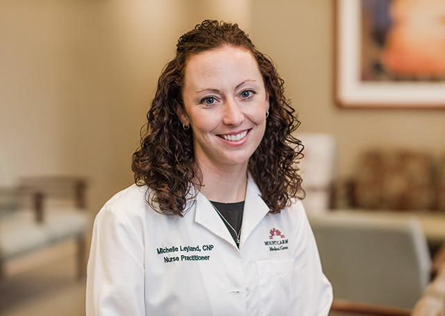 Mount Carmel Medical Group Sedalia is pleased to welcome Michelle Leyland, CNP