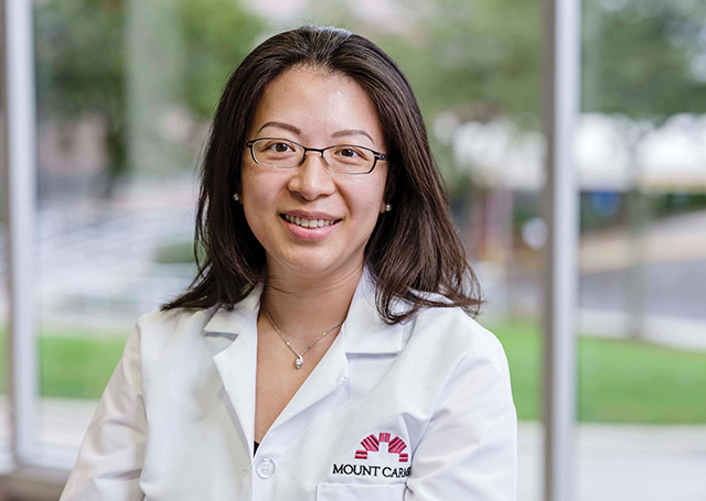 Jianqing Li, MD at Mount Carmel Columbus Cardiology Consultants