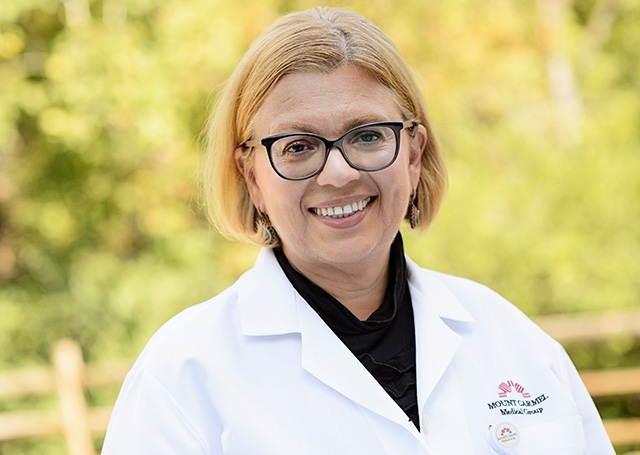Irina Ryazansky, MD | Primary Care | Mount Carmel Medical Group