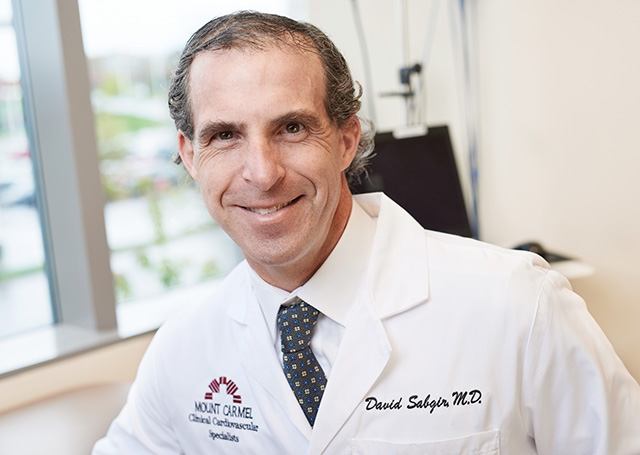 David Sabgir, MD, FACC