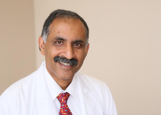 Sivaraman Sivaswami, MD | Pulmonary & Sleep | Mount Carmel