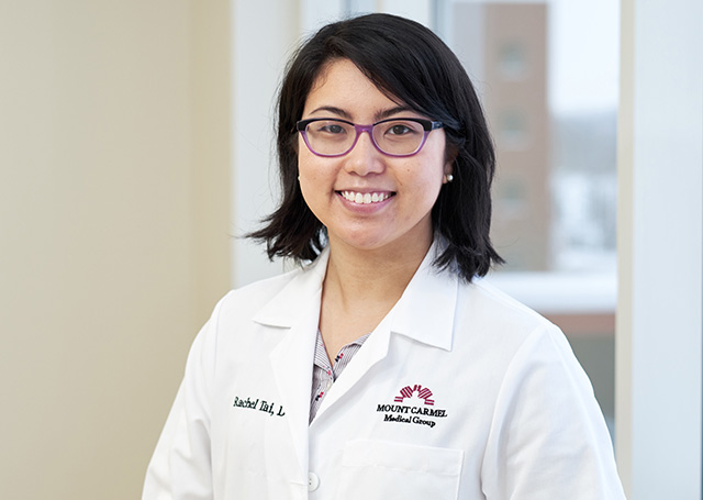 Rachel Tai, DO at Mount Carmel Medical Group Westerville