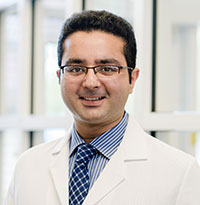 Welcome, Areeb Siddiqi, MD