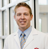Welcome, Troy Fate, MD